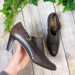 Cole Haan x Nike Air Short Ankle Booties 10 $135